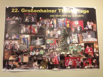 Fotoalbum Großenhainer Theatertage 2015