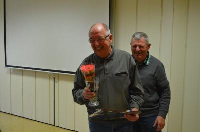 Fotoalbum Ehrung für 60-jährige Mitgliedschaft beim SV Gölzau