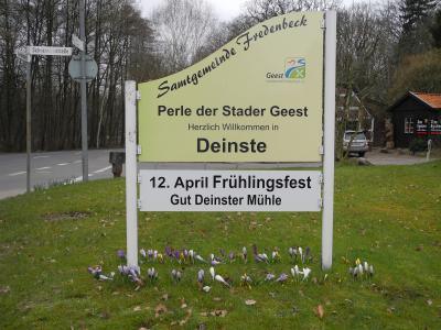 Fotoalbum Frühlingsfest 2015 in Deinste