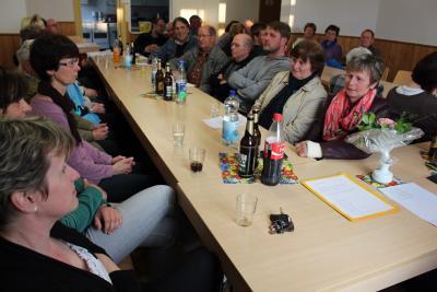 Fotoalbum SV Traktor Balow Mitgliederversammlung