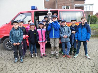 Fotoalbum Spaß-Marsch der Kinderfeuerwehren