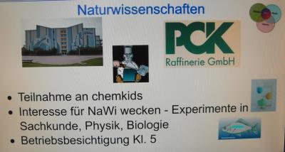 """Fotoalbum Kooperationsvertrag Grundschule """"Am Waldrand"""" und PCK"""