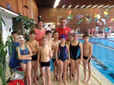Fotoalbum Kreisfinale der Grundschulen im Schwimmen
