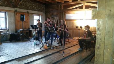 Fotoalbum Die Rivertown-Dixies aus Flöha zu Gast