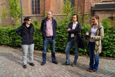 Fotoalbum Kirchenschiff
