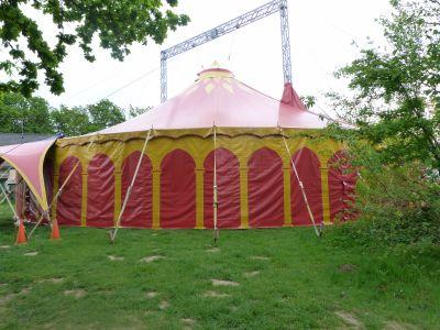Fotoalbum Impressionen der Zirkuswoche