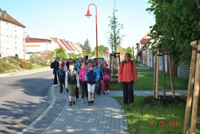 Fotoalbum 1. Sponsorenlauf der Grundschule Gartz