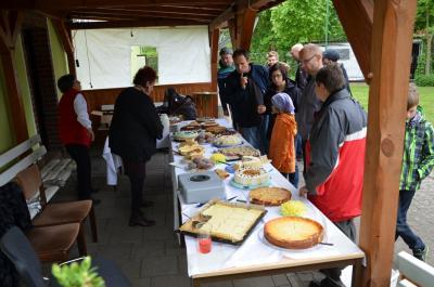Fotoalbum Himmelfahrt 2015 - Familientag auf dem Schützenplatz