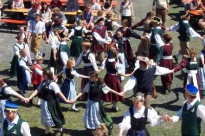 Fotoalbum Tanz – und Musikfest in Dorndorf