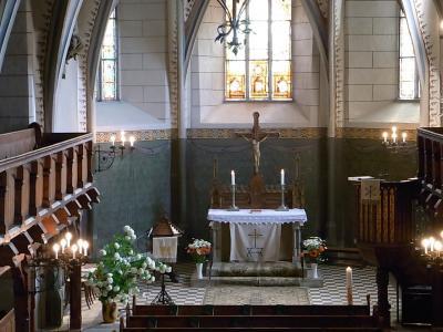 Foto des Albums: Jubelkonfirmation in Leuben Trinitatis 2015 (31.05.2015)