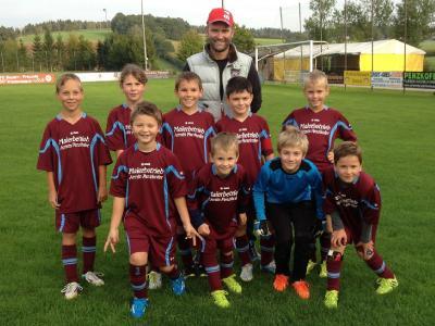 Fotoalbum E2-Jugend gewinnt 7:1 gegen SV Gotteszell 2