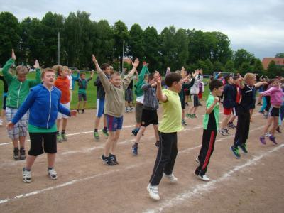 Fotoalbum Schulsportfest