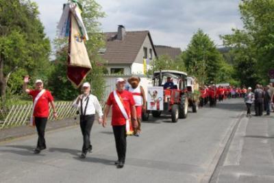Fotoalbum Festzug Feuerwehr