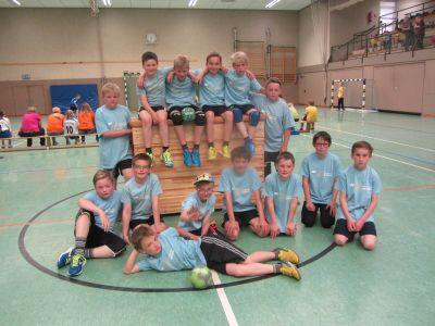 Fotoalbum Handballturnier in Gronau
