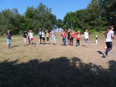 Fotoalbum Sportfest an der Gagarin - Grundschule