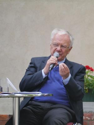 Fotoalbum Besuch von Manfred Stolpe in Butzow