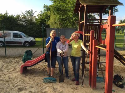 Fotoalbum Pokalwochen Arbeitsdienst 2015