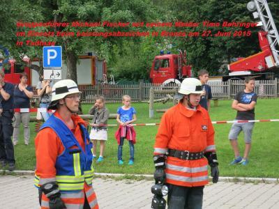Fotoalbum Freiw. Feuerwehr erringt bronzenes Leistungsabzeichen