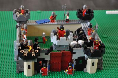 Fotoalbum Lego-Tage