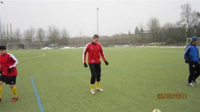 Fotoalbum Trainingslager Schnetzenhausen