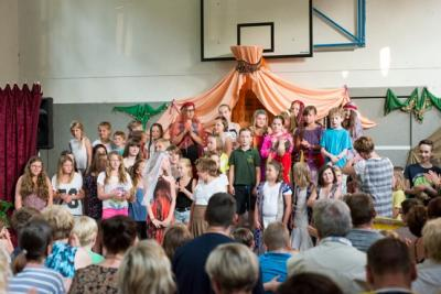 Fotoalbum Sommerfest (GS Breddin)