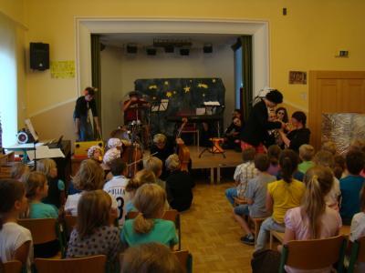 Fotoalbum Programm des Landesmusikgymnasiums