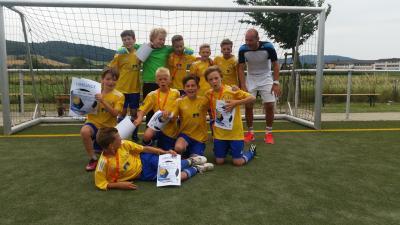 Fotoalbum U 11 Turnier in Asbach