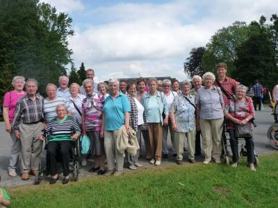 Fotoalbum Seniorenreise