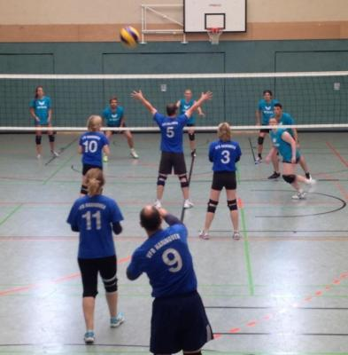 Fotoalbum Volleyball Landesmeisterschaft 2015