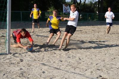 Fotoalbum Beach Soccer 2015/2