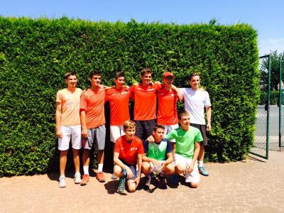 Fotoalbum Team Tennis 2015