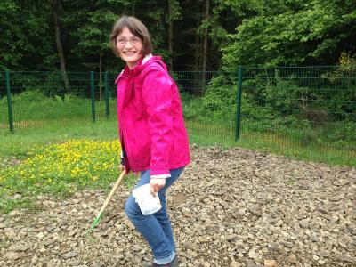 Fotoalbum Klassenfahrt der O3  nach Sargenroth