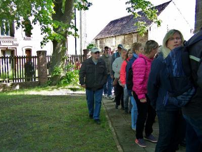 Fotoalbum 5. Gemeindewandertag - Archäologische Route