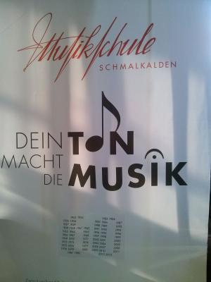 Fotoalbum Konzert Musikschule Schmalkalden