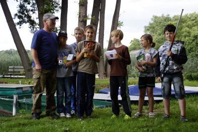 Fotoalbum 3. Schüler u. Jugendhegefischen