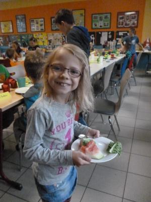 Fotoalbum Die Klasse 4a lädt die Vorschulkinder ein