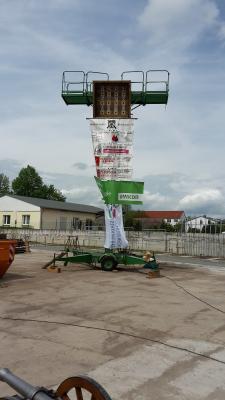 Fotoalbum Hoffest im Schloß Bahrendorf 2015