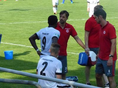 Fotoalbum Spiel gegen Eintracht Frankfurt - 08_2015