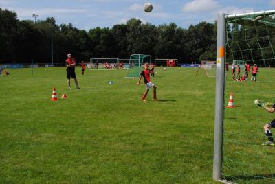 Fotoalbum Ferienfußballschule 2015