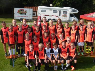 Fotoalbum Fussballschule 2015