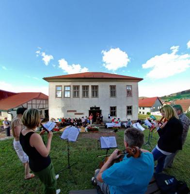 Fotoalbum Impressionen Museumsnacht in Bettenhausen 2014