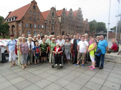 Fotoalbum Jahresfahrt 2015 nach Lübeck