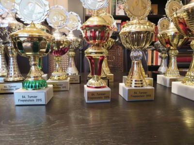 Fotoalbum Impressionen vom ersten Turniertag Freyenstein 28.08.2015