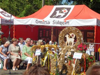 Fotoalbum Erntedankfest Sulecin 2015