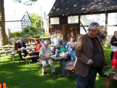 Foto des Albums: Verabschiedung unserer Pfarrerin Fr. Kluge (30.08.2015)
