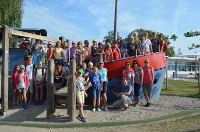 Fotoalbum Ferienprogramm - Piratenfahrt