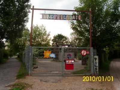 Fotoalbum Ausflug zum Bauspielplatz (Kita Köritz)