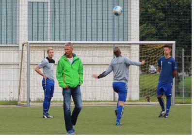 Fotoalbum A Junioren 1.Saisonspiel 2015/16