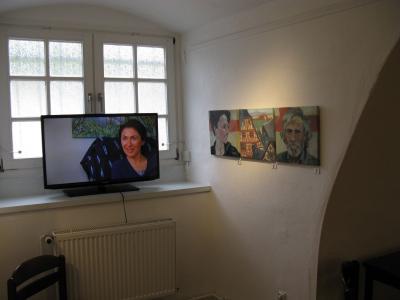 """Fotoalbum Ausstellung """"Persönlich-Natürlich"""" Julia Belot"""