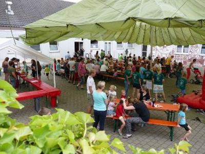 Fotoalbum Sommerevent der Kinderchöre